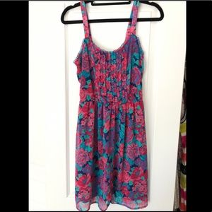 Floral gap sundress